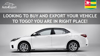 Shipping cars from USA to Togo - Auto4Export