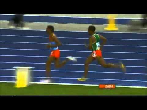 Bekele vs. Tadese