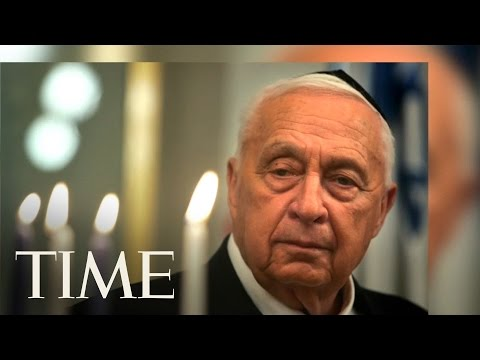 Ariel Sharon Dies At 85
