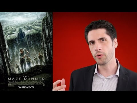 The Maze Runner movie review