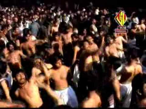 Haye Qasim A.s Haye  :  Noha 2011 video