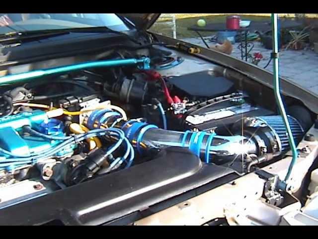 Mazda 626 - Cold Air Intake