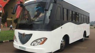Kayoola | Le premier bus solaire 100% africain
