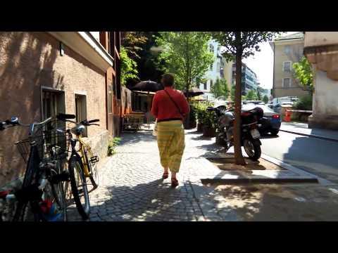 Stadtspaziergang in Bozen