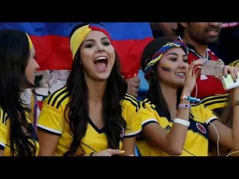 Colombian women world cup Brazil 2014