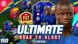 BEST TEAM IN FUT CHAMPS!!! ULTIMATE RTG #150 - FIFA 20 Ultimate Team Road to Glory