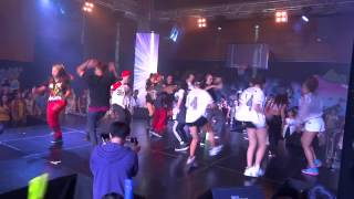 Crewplayers Hi-Five Showcase-Aug 31 2014-Funkstyle & Finale