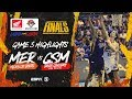 Highlights: G3: Meralco vs Ginebra | PBA Governors' Cup 2019...