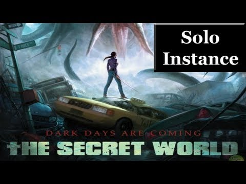 The Secret World - Solo Instance