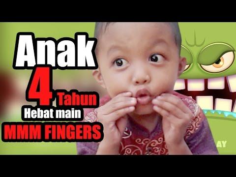 download lagu Wow !! Anak Kecil 4 Tahun Hebat Main Game MMM Fingers gratis