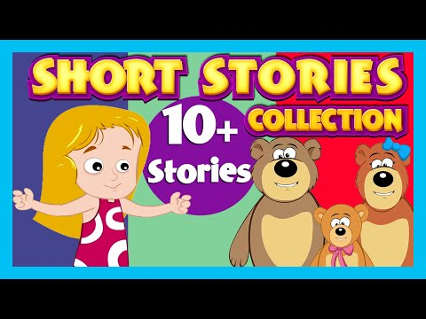 Short Story For Children (10+ Moral Stories) | Goldilocks Story And More video