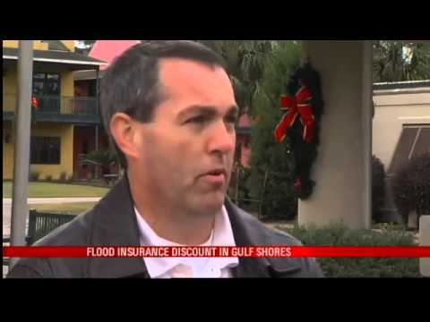 Flood Insurance Discount in Gulf Shores