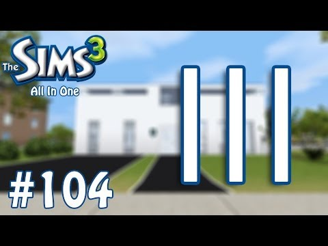 The Sims 3: College House Renovation III - Part 104