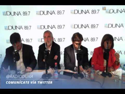 RADIO DUNA - Debate entre candidatos al Senado por Santiago Oriente
