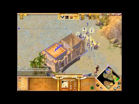 Lets play Age of Mythology The Titans Teil 36 Cerberus 1
