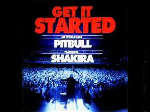 Pitbull - Get It Started - Pitbull - Get It Started - Free Download