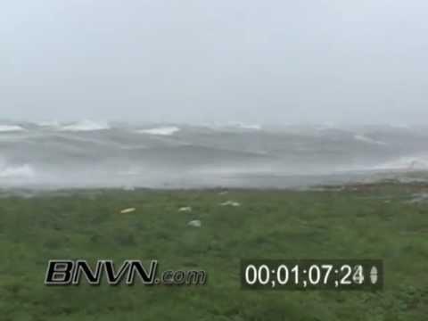 7/10/2005 Hurricane Dennis Video Part 9, Gulf Breeze Florida