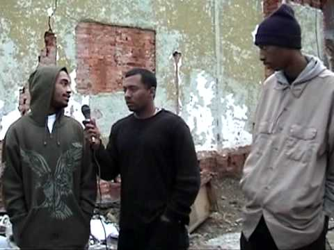 Streetgangs.com visits South Philly and talks to rappers about life in the ghetto
