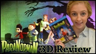 Paranorman (2012) 3D Blu-ray Movie Review | FKVlogs