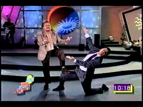 Paco Stanley y Mario Bezares