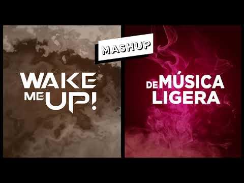 Wake me up / De música Ligera   Avicii & Soda Stereo (Mashup)