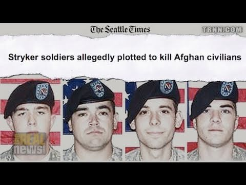 Did U.S. Soldiers Create Afghan Killing Club?