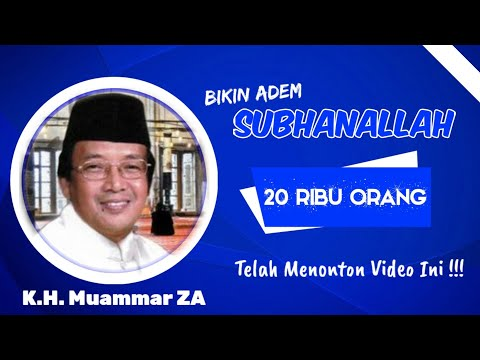 Kh.mu'ammar Za Qori' Internasional video