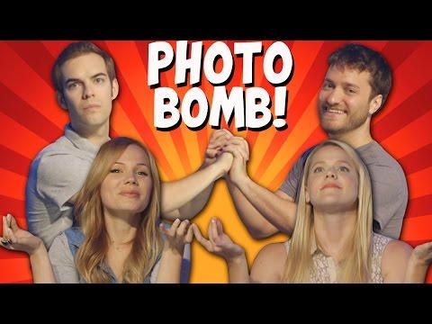 HILARIOUS NEW GAMESHOW - Jacksfilms, Lisbug, Brock Baker & Michelle Glavan