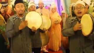 arak-arakan pernikahan budaya betawi