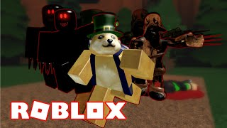 Roblox Funny Horror Moments