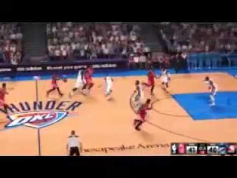 NBA 2K14 Xbox One Milwaukee Bucks vs Washington Wizards with Music
