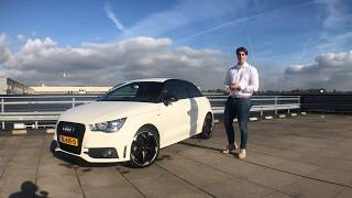 Audi A1 1.2 TFSI OCCASION REVIEW VIDEO