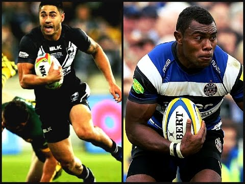 Best Rugby Steps   2014 ᴴᴰ