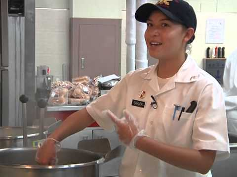 MilitaryChefs.com - Suwon Chef - how the Army is using Garlic to win awards