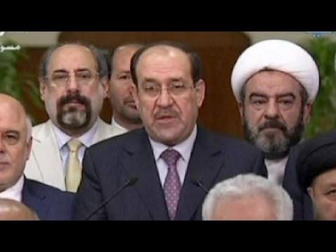 Irak:Nuri al Maliki cede a las presiones y dimite