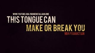 This Tongue Can Make or Break You ᴴᴰ