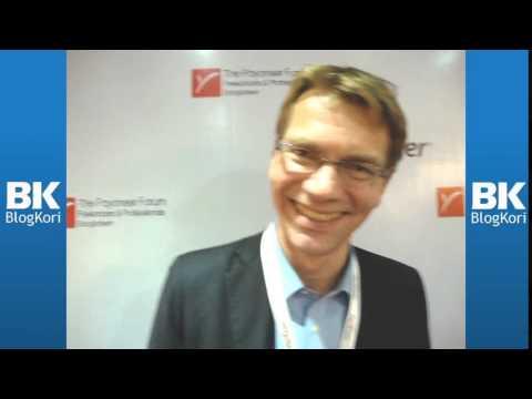 Patrick head of Payoneer Asia Pacific Says visit Tamal's blog BlogKori