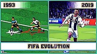 FIFA evolution [1994 - 2019]