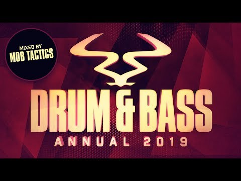 RAM Drum amp Bass Annual 2019 - Mixed by Mob Tactics