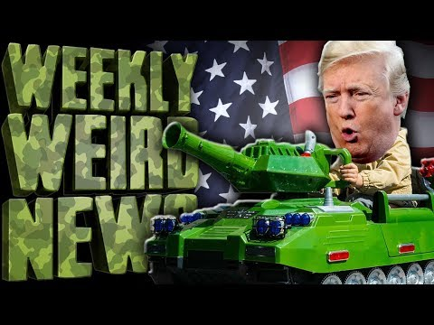 Download  Tank You For Your Service Mr President - Weekly Weird News Gratis, download lagu terbaru