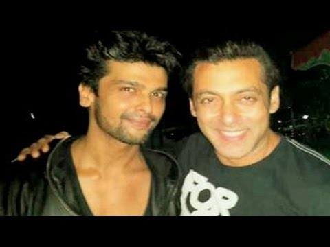 Bigg Boss 7 Kushal Tandon At Salman Khan's Birthday Bash In Panvel video