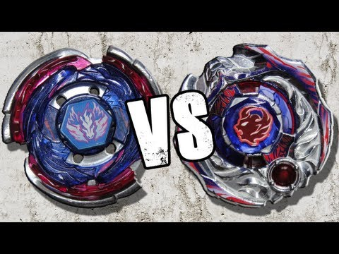 Big Bang Pegasis F:D VS Samurai Ifraid W145CF - DrigerGT Friday Beyblade Battle