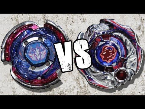 Big Bang Pegasis F:D VS Samurai Ifraid W145CF - DrigerGT Friday Beyblade Battle