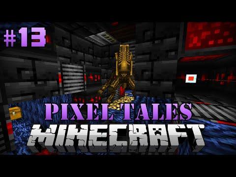 ALIEN RAUMSCHIFF - Minecraft Pixel Tales #013 [Deutsch/HD]