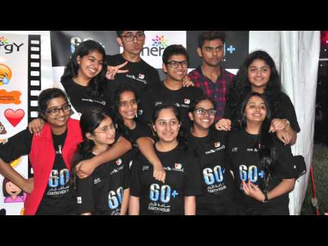 Sixty Minutes Earth Hour 2015 - Simran Vedvyas