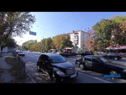 Обзор Сырца - Сырец - район Киева видео