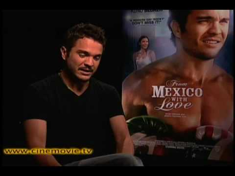 Mexican Heartthrob Kuno Becker Comes Clean Video