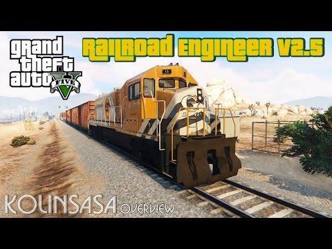 Ingénieur de chemin de fer de la v3.1