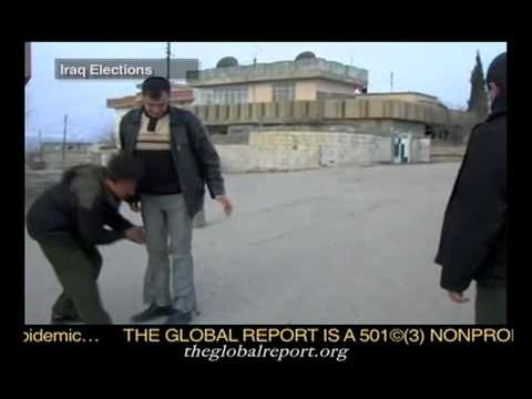 Killings Increase Before Iraq Election