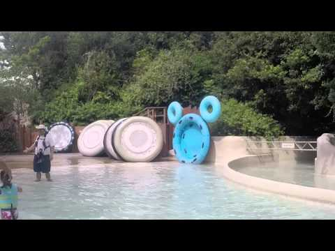 Blizzard Beach and Winter Summerland Miniature Golf 7-19-14
